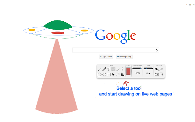 Drawing Lines Shapes Or Text On Bitmaps : Web paint chrome store
