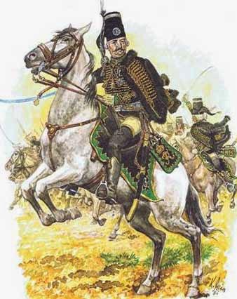 Прусская кавалерия