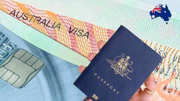 Image result for chi phí làm visa úc