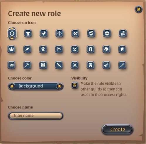 Guild Rights Management - Developers' Statements - Albion Online Forum