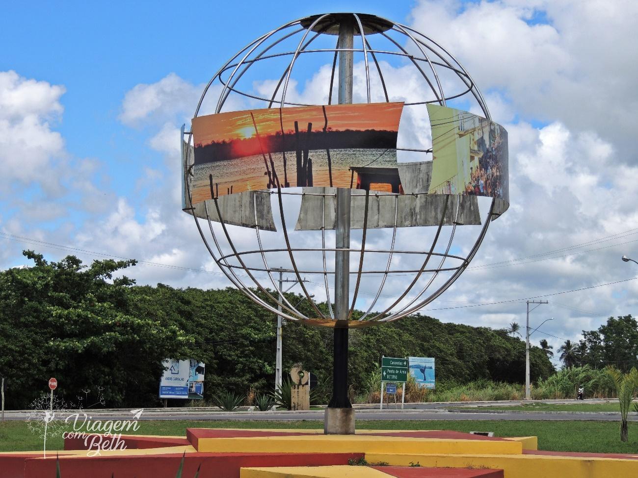 Roteiro Alternativo Portal da cidade de caravelas, globo.