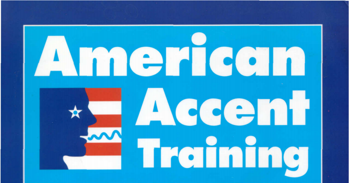 american accent 1 all accents have a point of resonance this is an area in the mouth the standard american accent has the point of resonance in the middle of the mouth.