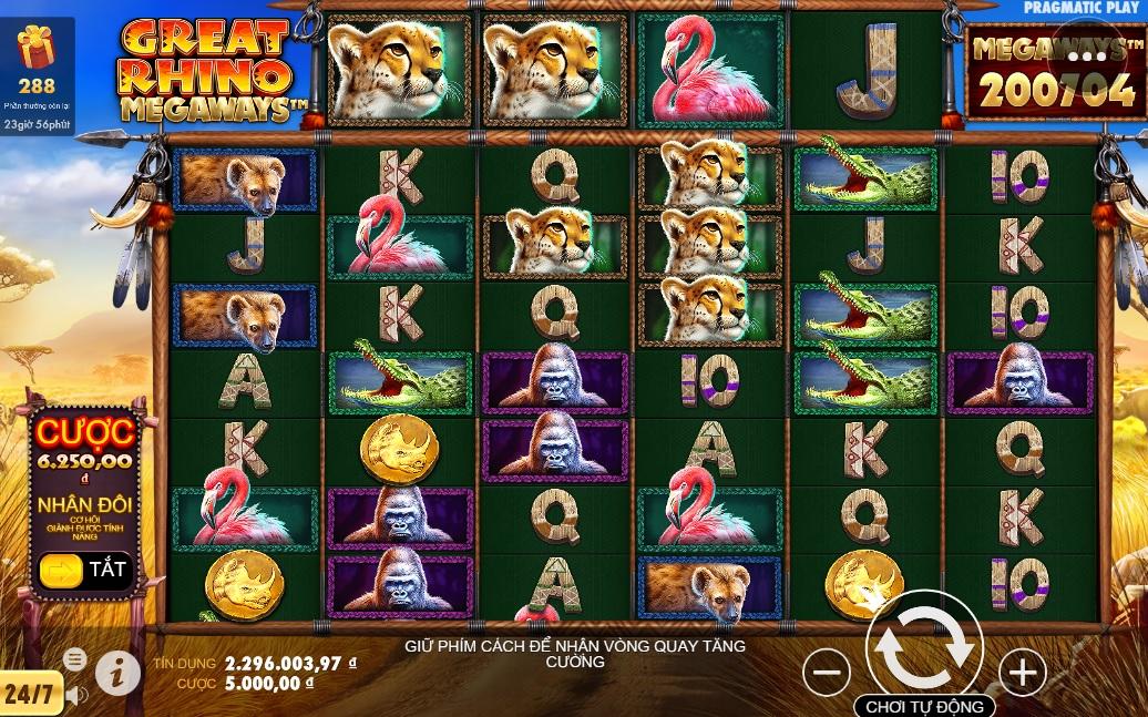 KingFun ra mắt 17 slot game mới: ĐẸP - ĐỘC - LẠ 8