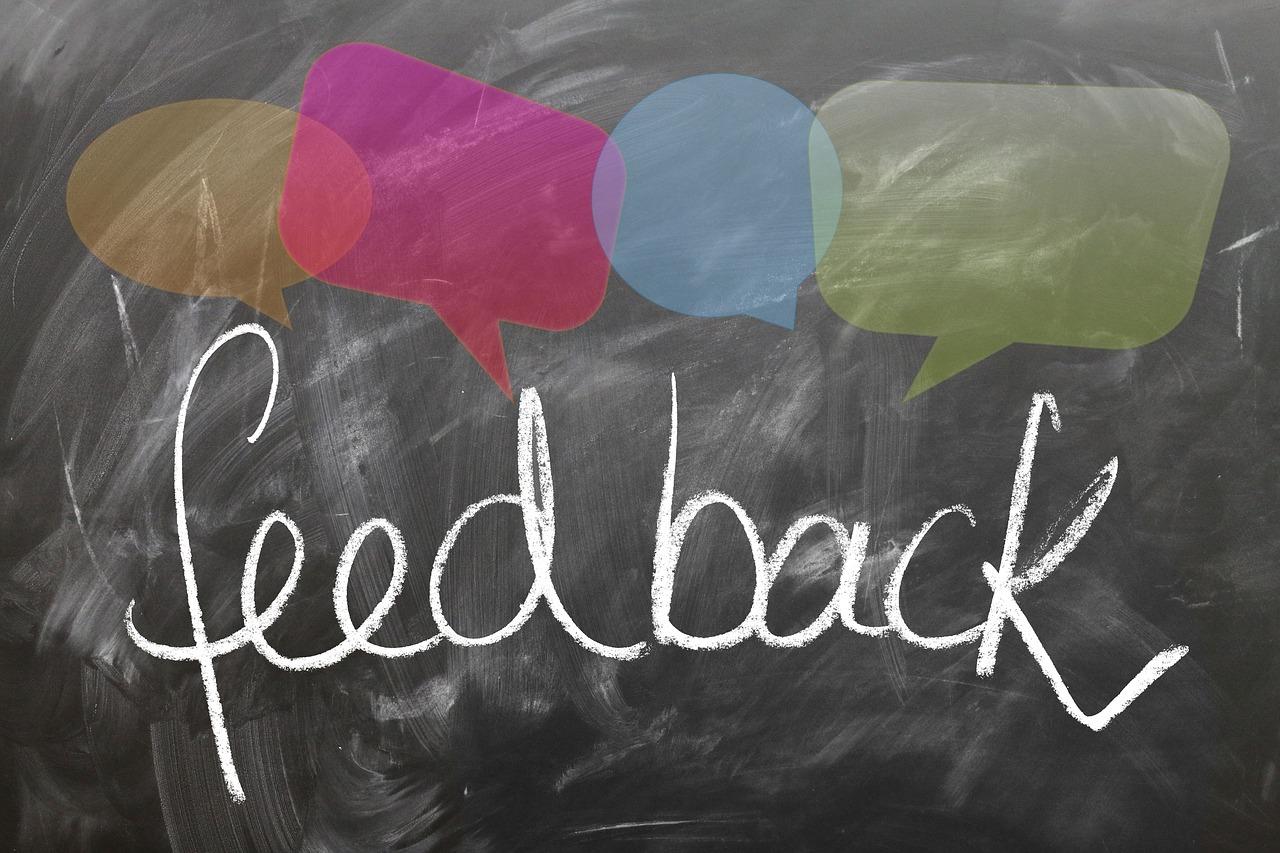 questions to seek customer feedback
