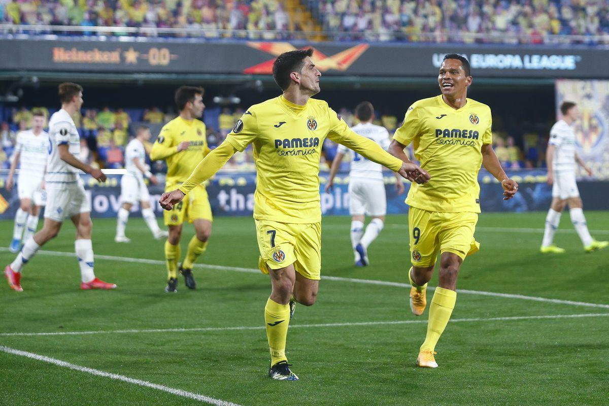 Các cầu thủ Villarreal đang đạt phong độ khá cao