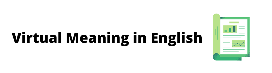 Virtual meaning in english