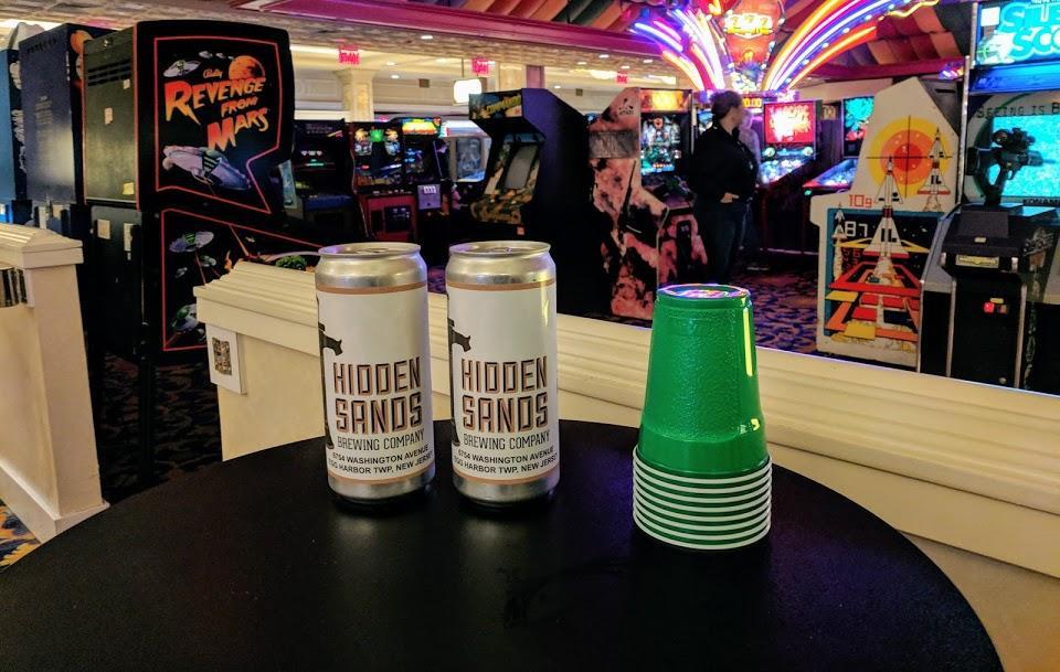 Feel Like A Kid Again At Starcade Atlantic City Retro Arcade - South