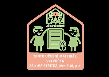 Zpracovala: Mgr. Dagmar Machálková
