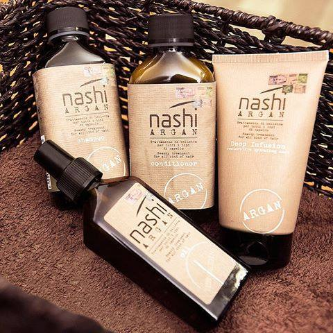 Bộ dầu gội xả Nashi