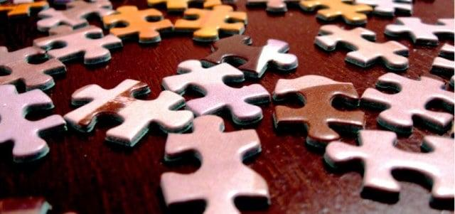 Puzzle business for children
