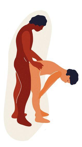 quickie fix sex position