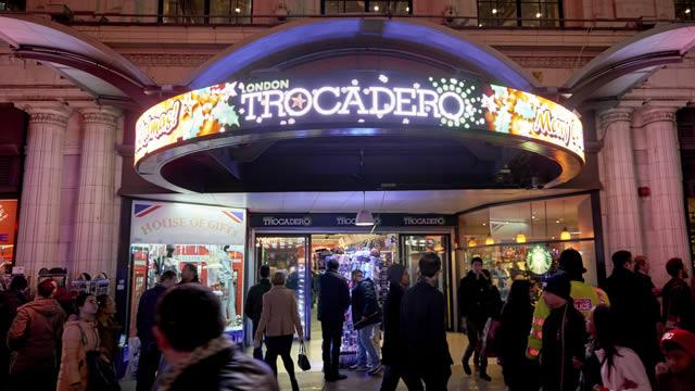 Image result for trocadero arcade