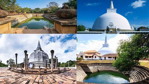 Sacred City of Anuradhapura – Sri Lankan Tour Guides