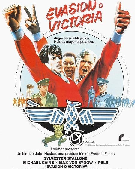 Evasión o victoria (1981, John Huston)
