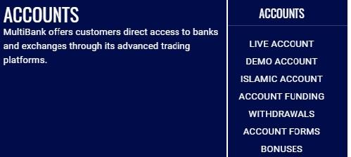 An honest review of an international scam broker MultiBank FX activity review