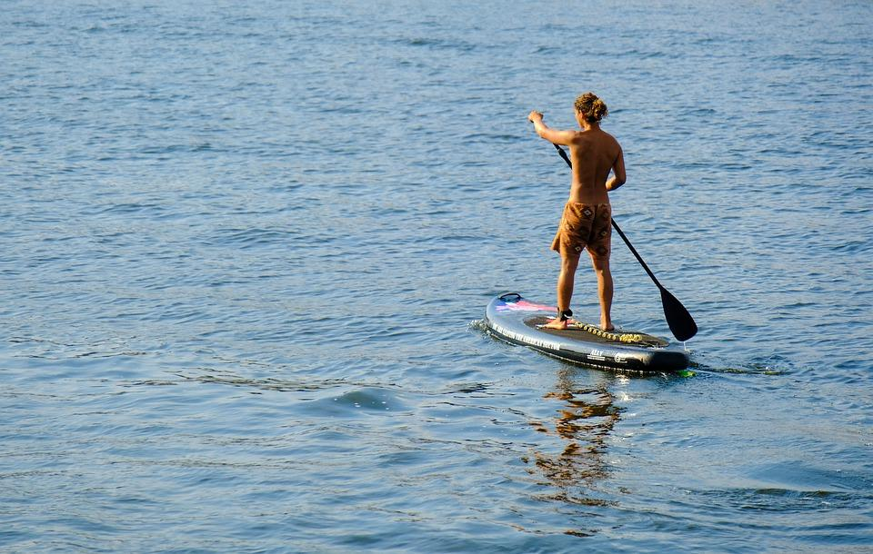 Stand Up Paddle Board | San Diego Surf Lessons