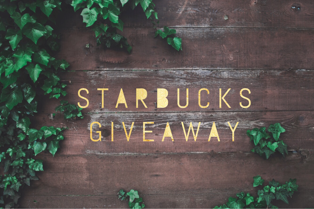 The Ottawa Mommy Club is pleased  to take part in the  $150 Starbucks Gift Card Giveaway!    Open Worldwide and ends on November 22nd, 2017.