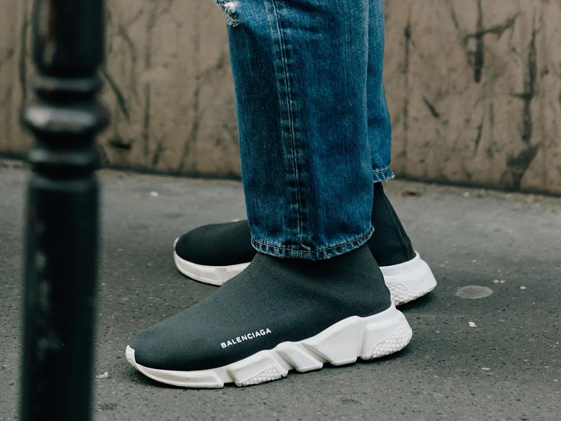 Giày Balenciaga Nam đem lại sự mạnh mẽ