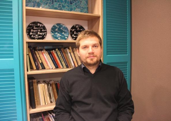 Сергей Любимов. Фото – ЕГУ