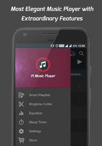 Pi Music Player- screenshot thumbnail
