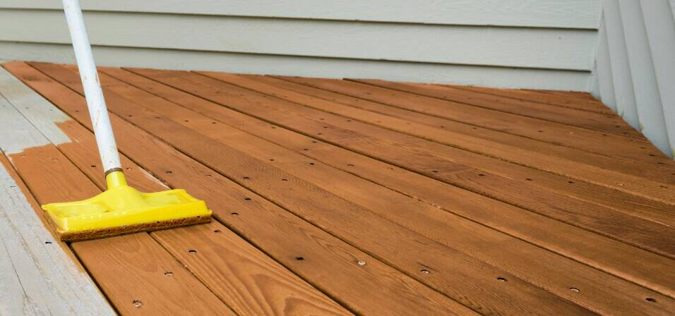 protect my decking with a sealer