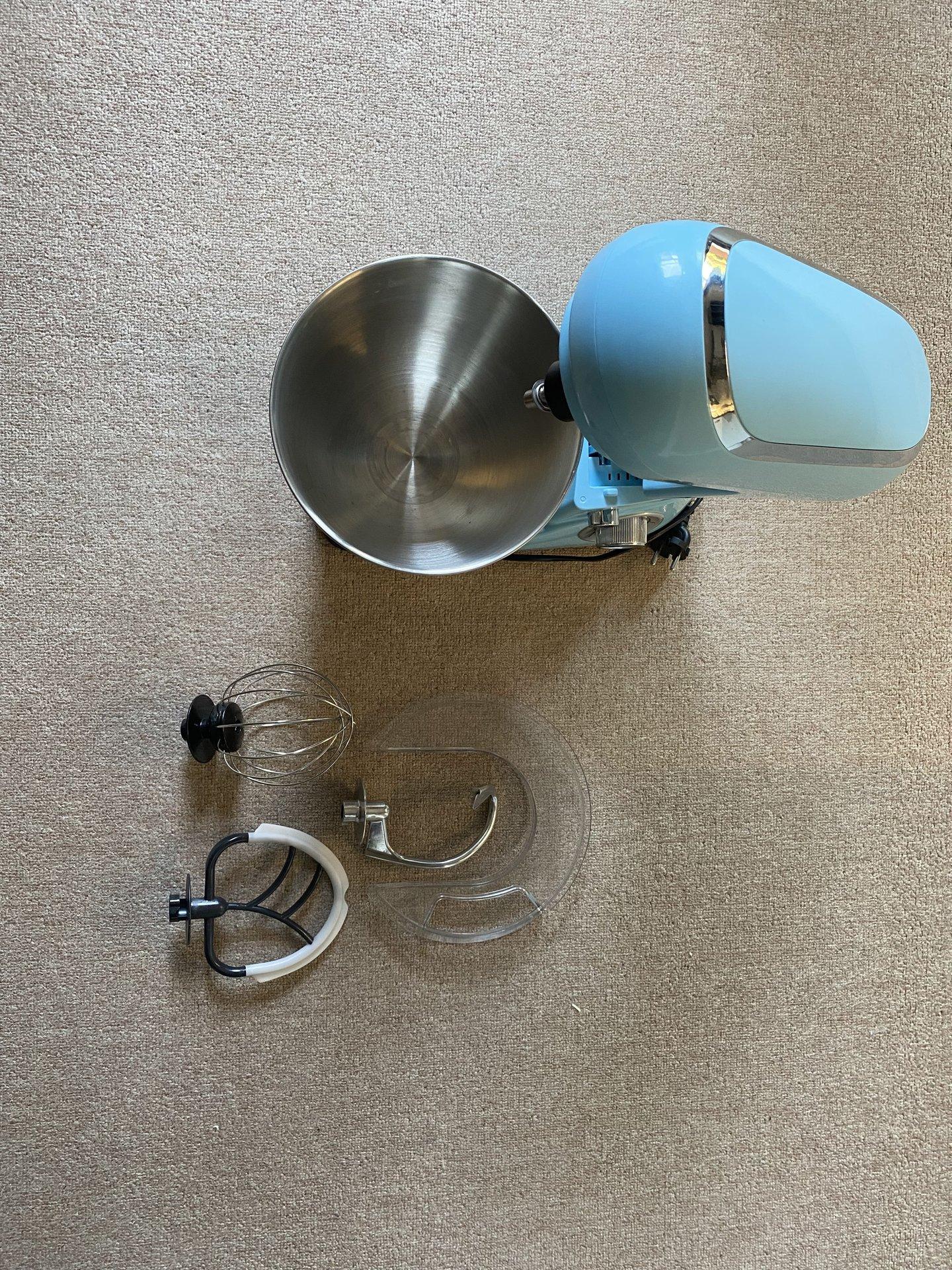 Recenze Klarstein: Kuchyňský robot Bella Pico 2G