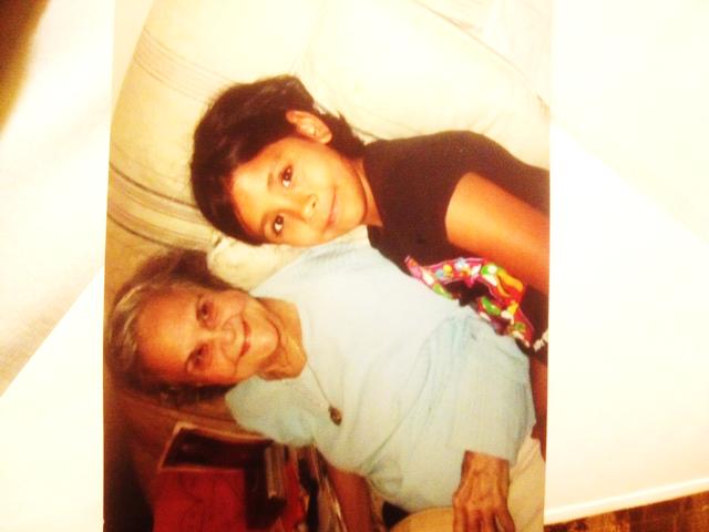 C:\Users\MLGaston\Pictures\My old pictures\Sanchez ancestors\Lili w great grandmother Maria Luisa Sanchez.JPG