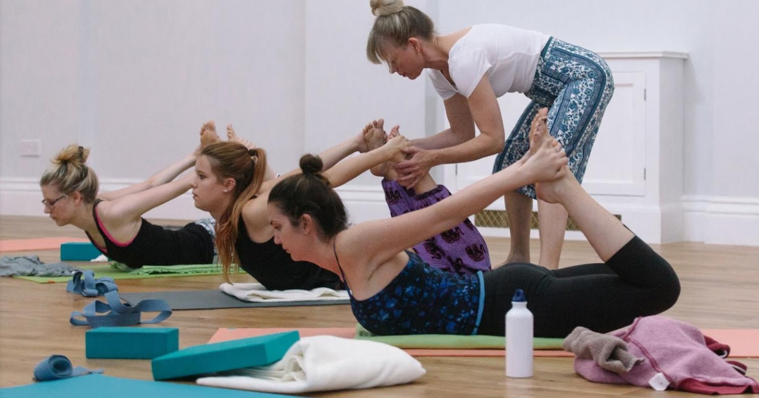 Feeling Yogaful | GoSweat | The 5 best Battersea Yoga Studios