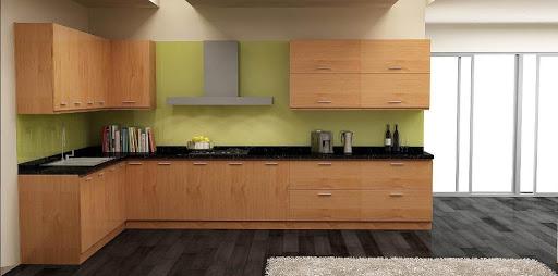 vật liệu gỗ làm tủ bếp chịu nước