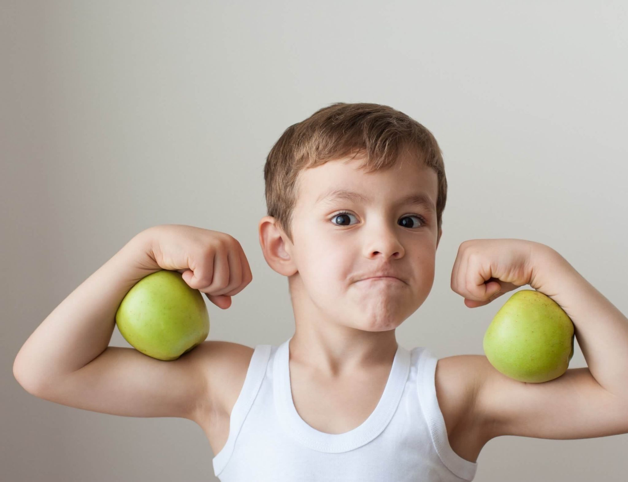 some meals that can help children's immunity