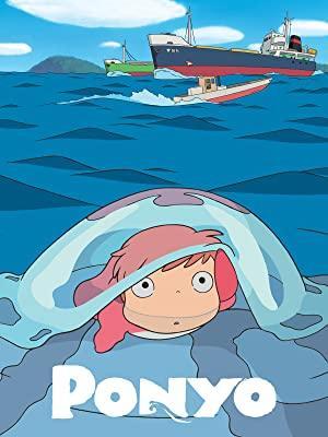 ponyo anime for kids