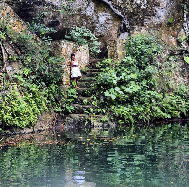 Imagenes del Cenote Xla´kaj