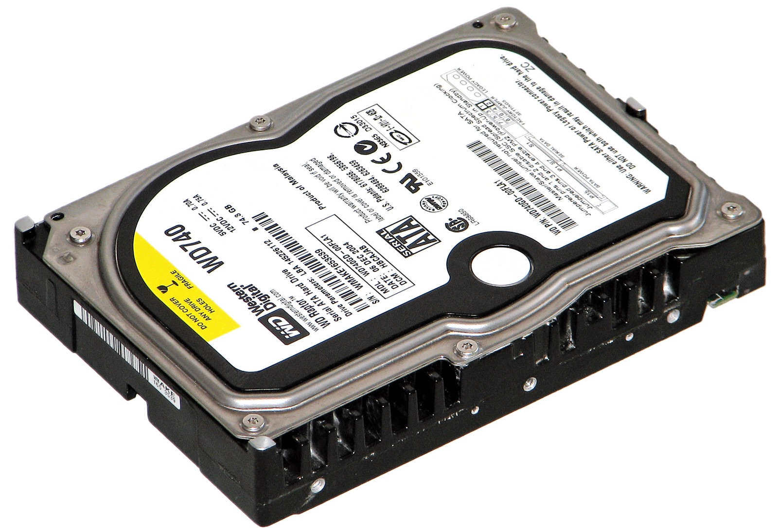 What is HDD (Hard disk drive)?