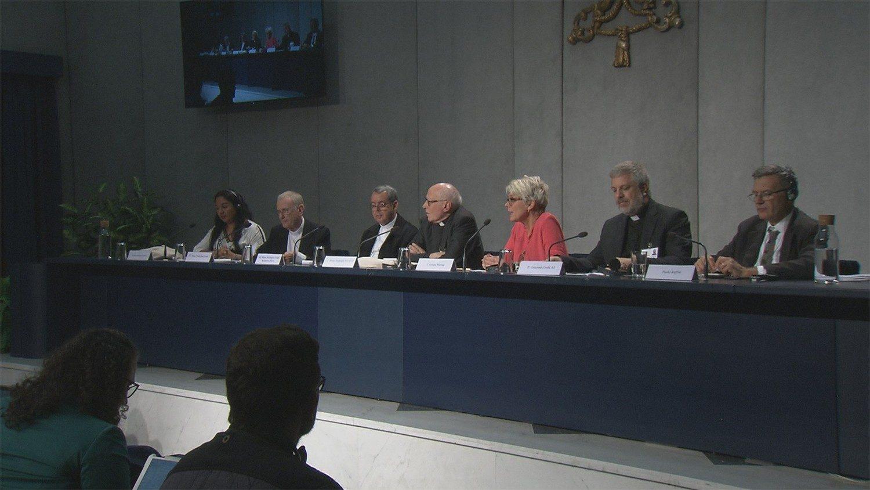 Họp báo Vatican về Thượng Hội đồng Amazon: 16 tháng Mười