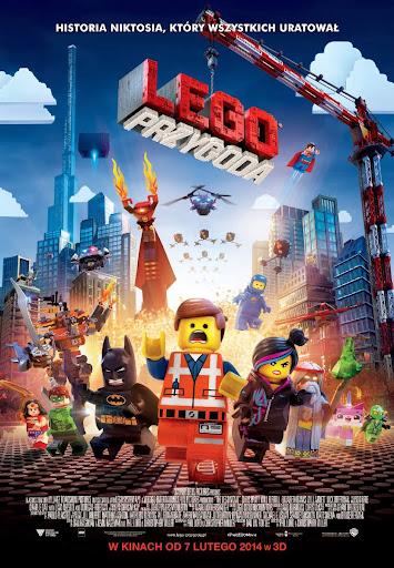Polski plakat filmu 'Lego Przygoda'