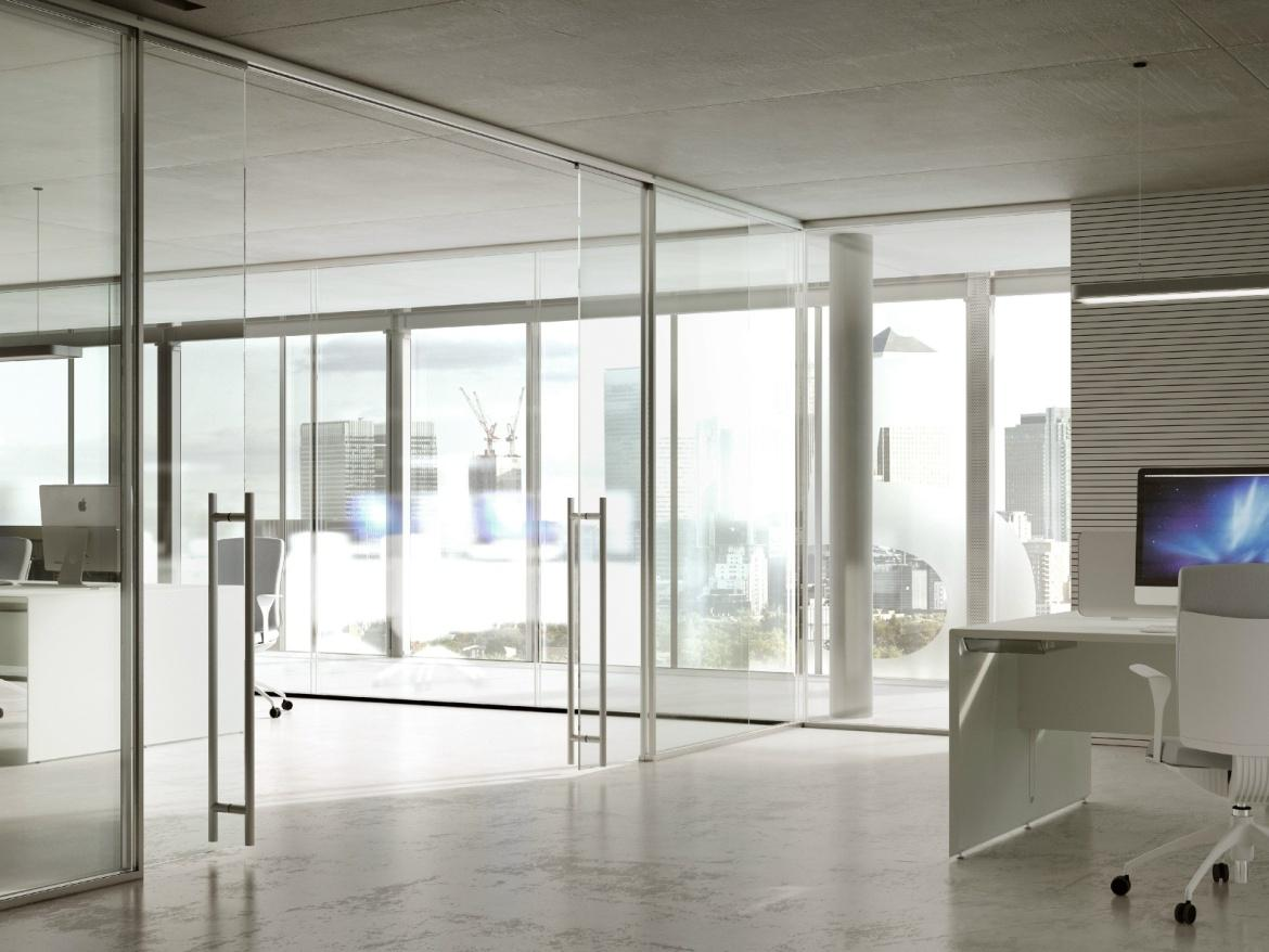 How can office glass partitions be beneficial to you?