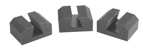 Auralex Platfeet isolation pads