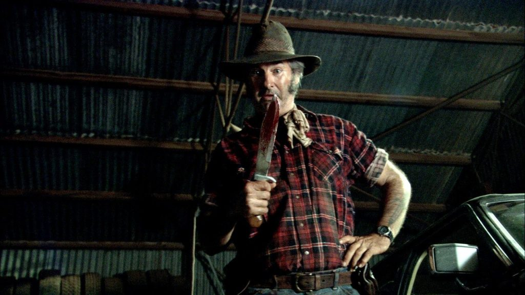 mick taylor wolf creek crockodile dundee rip off Ivan Milat and Bradley Murdoch