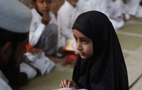 गुजरात में तुगलकी फरमान: मुस्लिम छात्रों को भी करनी होगी पूजा ... http://bit.ly/1JrYScj #Gujarat, #Hindu, #Muslim, #SaraswatiPooja, #School, #VasantPanchami, #गजरत, #पज, #वसतपचम