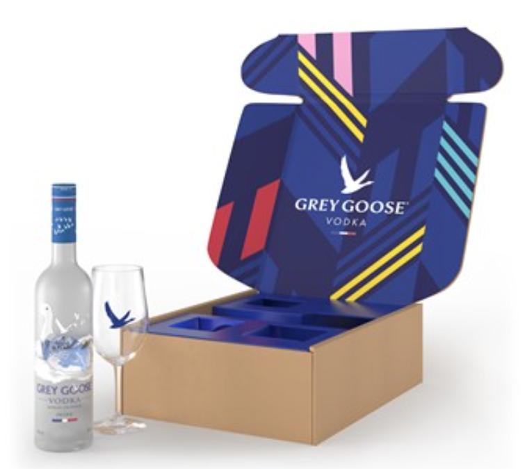 Grey Goose Packaging