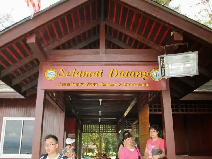 Visit Malaysia: Kota Kinabalu, Sabah [Part 7] – Pulau Mamutik