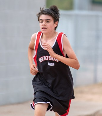Watson Cross Country Runner