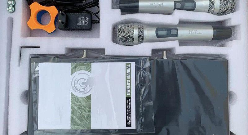 micro karaoke E3 V200