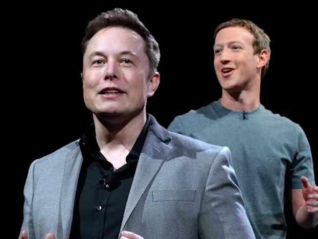 Elon Musk và Mark Zuckerberg từng lời qua tiếng lại về AI.