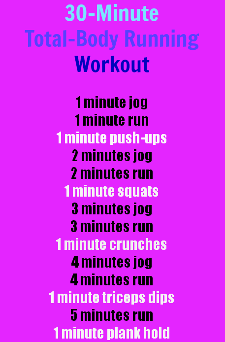 If You Re Planning To Get Your Run On Today I Hope Consider One Of The Workouts Below