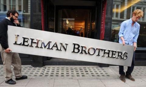 Sự sụp đổ của Lehman Brothers