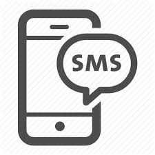 Image result for call or text icon