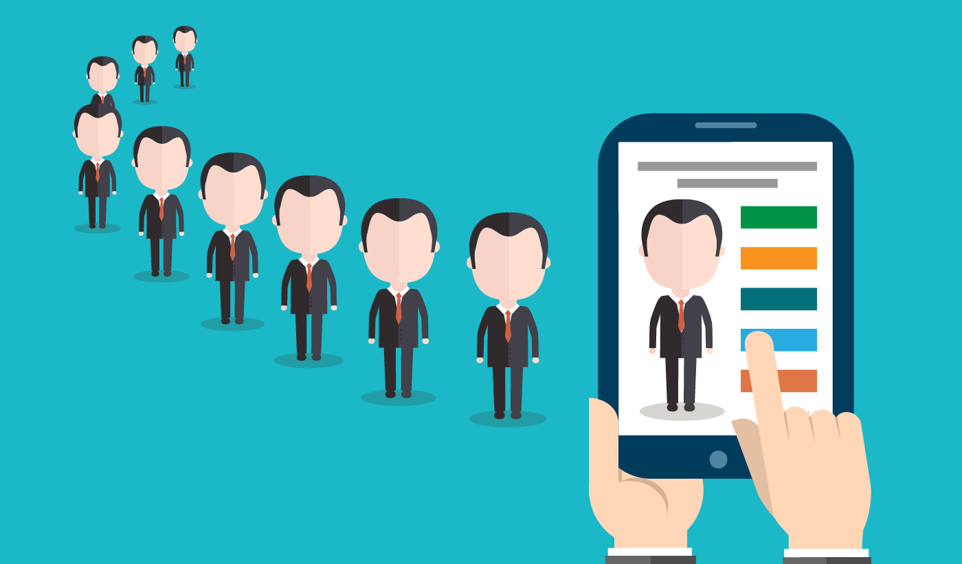 Making interviews smarter with a mobile app for recruiters