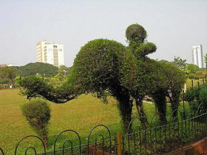 Hanging Garden of Mumbai: place for kids