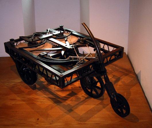 Ingenious inventions Leonardo Da Vinci 6